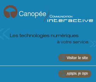 Canopée - Communication Interactive : Les technologies numériques à votre service.