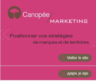 Canopée - Marketing : Positionner vos stratégies de marques et de territoires.